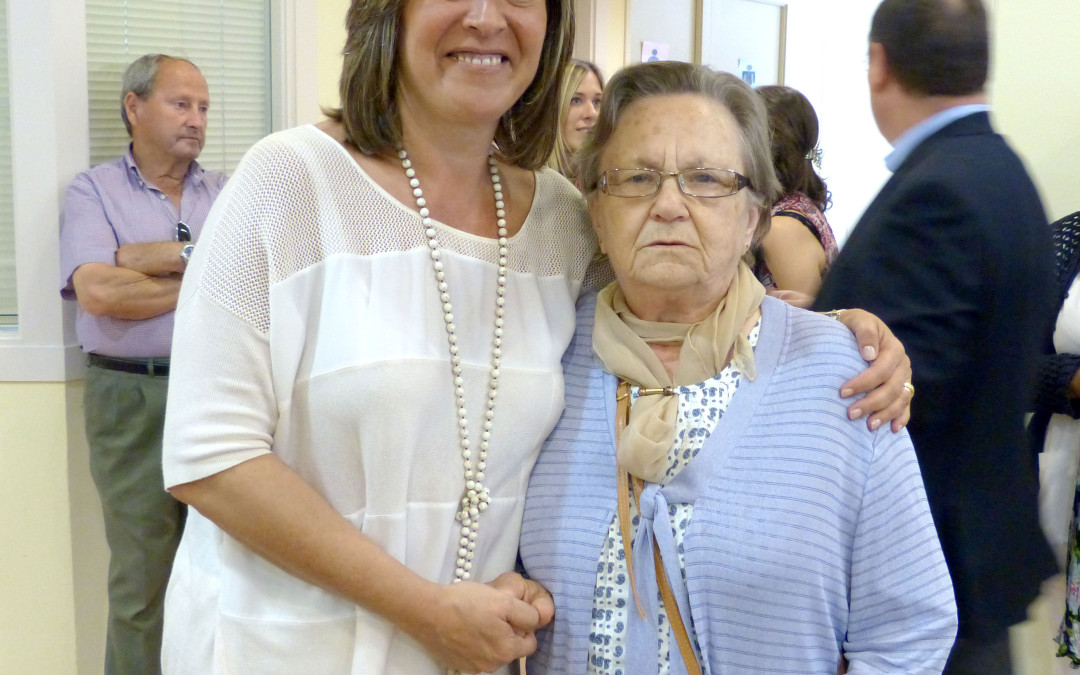 L'Alcaldessa de l'Hospitalet visita Gestímul
